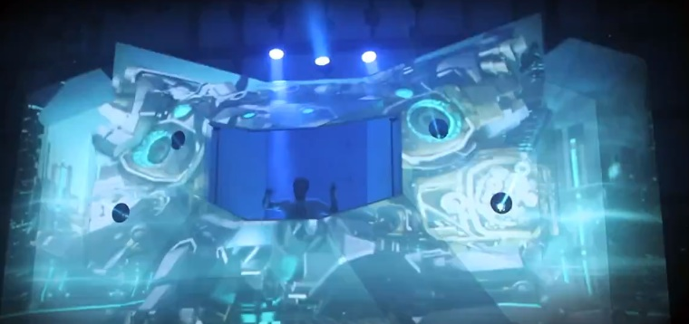 Excision The Execution Tour 2013Tour Datses & Trailer stage