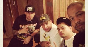 "Jowell & Randy Record Songs in Puerto Rico for Their Upcoming Album & ""Doxis Edition"""