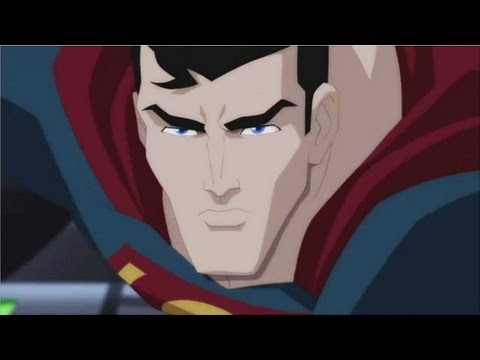 Movie Trailer: Superman Unbound (2013) [Action/Animated]