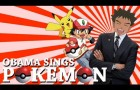 Video: Barack Obama Singing the Pokemon Theme Song [Funny Stuff]