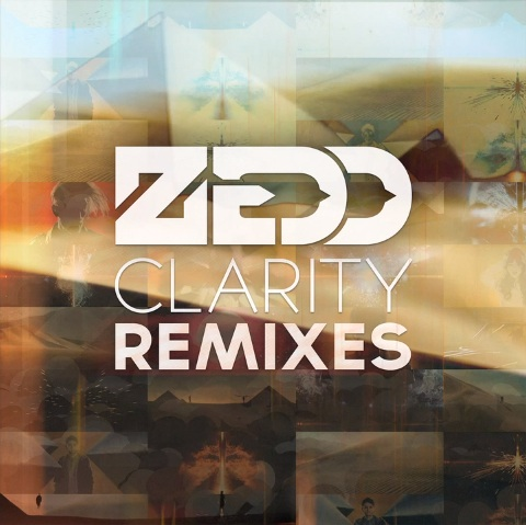 Clarity Remixes Cover