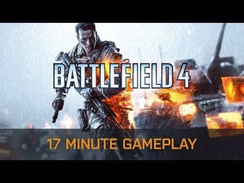 Video: Battlefield 4 (Gameplay): 17 Minutes of Gameplay