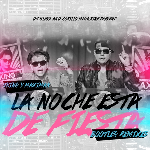 Jking y Maximan Cover fixed