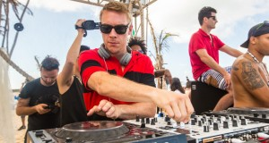 Diplo Working On An EDM Based Movie with Fox