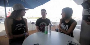 Video: Krewella Interviews Hardwell in Miami