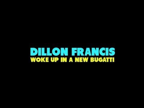 """Funny: Dillon Francis Dancing To """"Bugatti"""""""