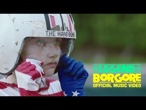 "Borgore Releases the ""Legend"" Music Video"