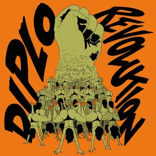 Diplo - Revolution EP COVEr
