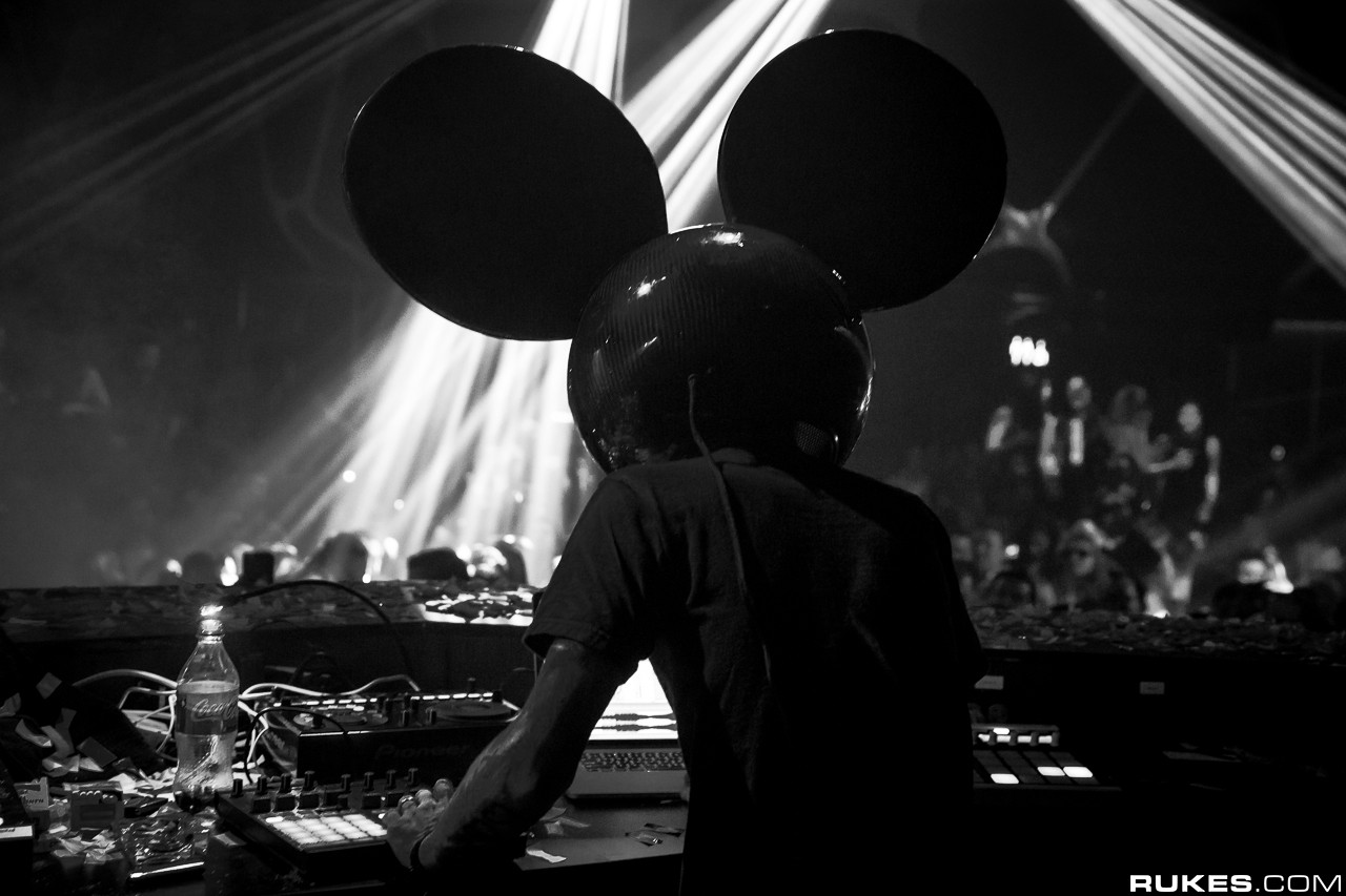 deadmau5 beamz by flo