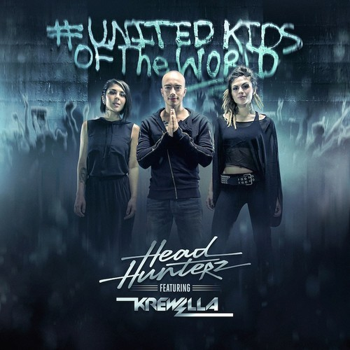 United Kids of The World Headhunterz Krewella Cover