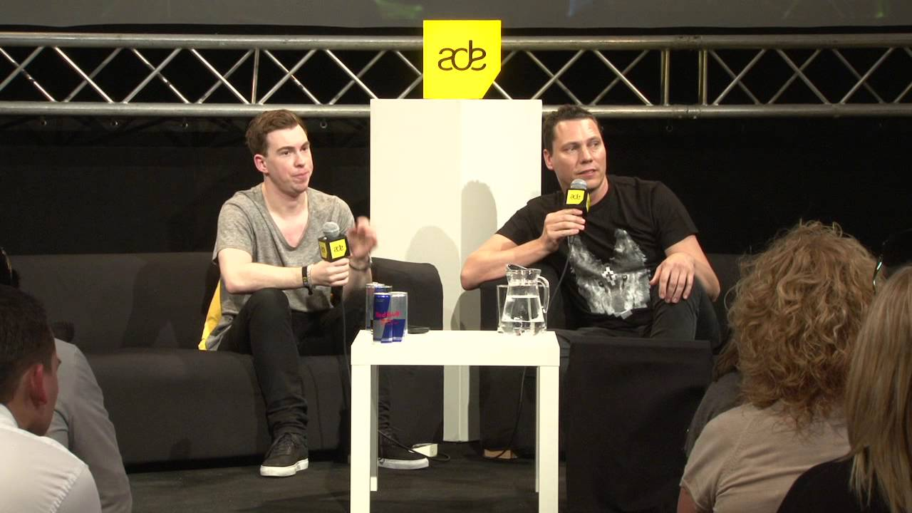 Q&A: Tiësto and Hardwell at ADE 2013