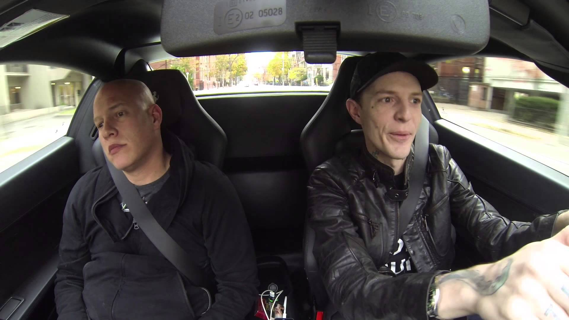 Watch: deadmau5 and Infected Mushroom Coffee Run