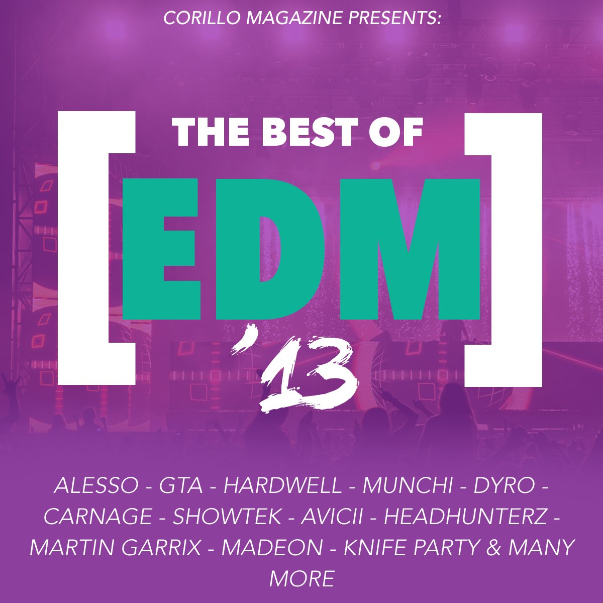Best Of EDM 2013