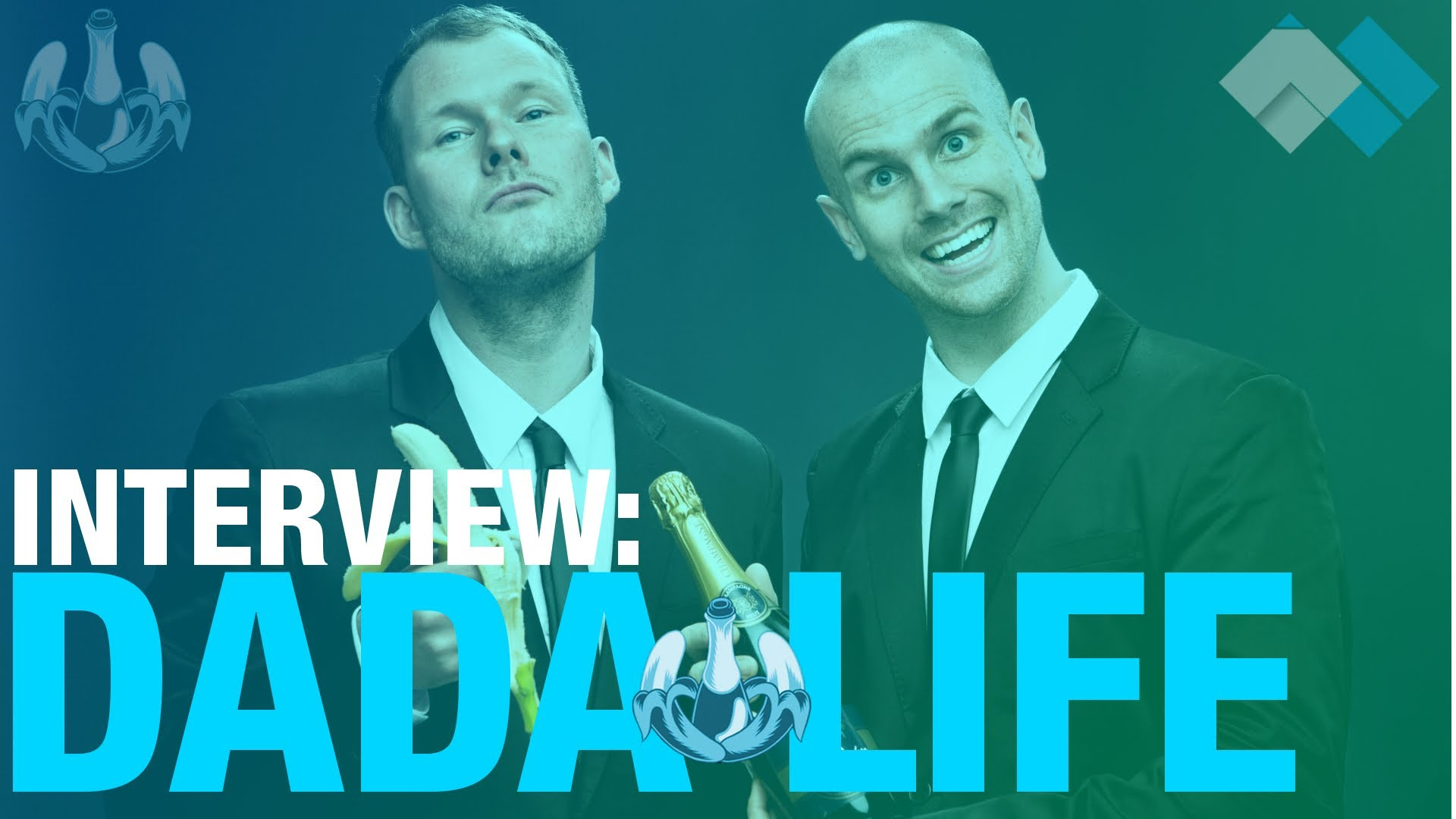 Dada Life Washington DC interview 2014