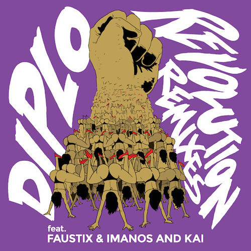 Diplo - Revolution (Remixes) [feat. Faustix & Imanos