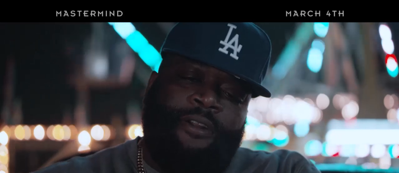 Rick Ross - Bound 2 Freestyle (Official Video)