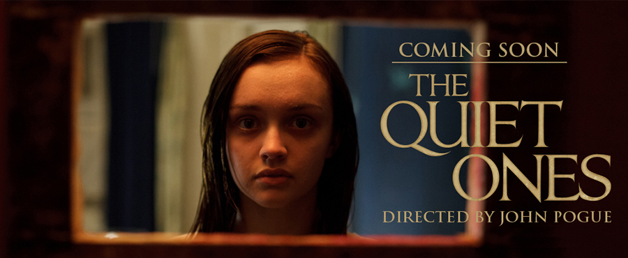 The Quiet Ones Trailer