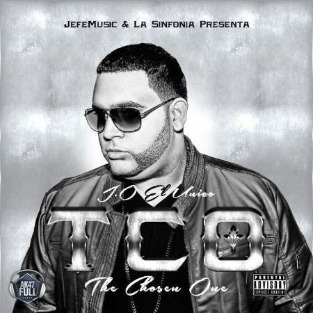 J.O. El Unico (The Chosen One Front Cover)