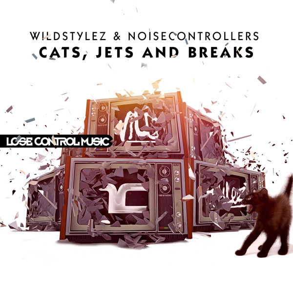 Wildstylez & Noisecontroller - Cats, Jets and Breaks