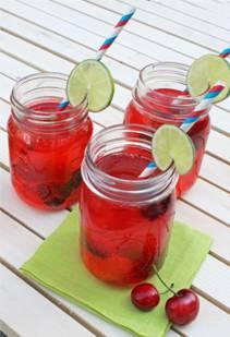 Cherry Limeade Mojito