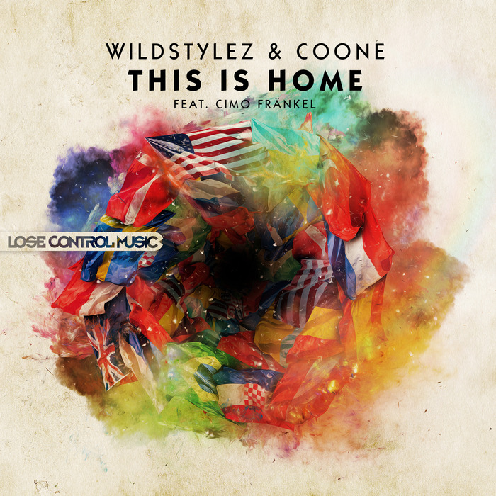 Coone & Wildstylez Ft. Cimo Fränkel- This Is Home