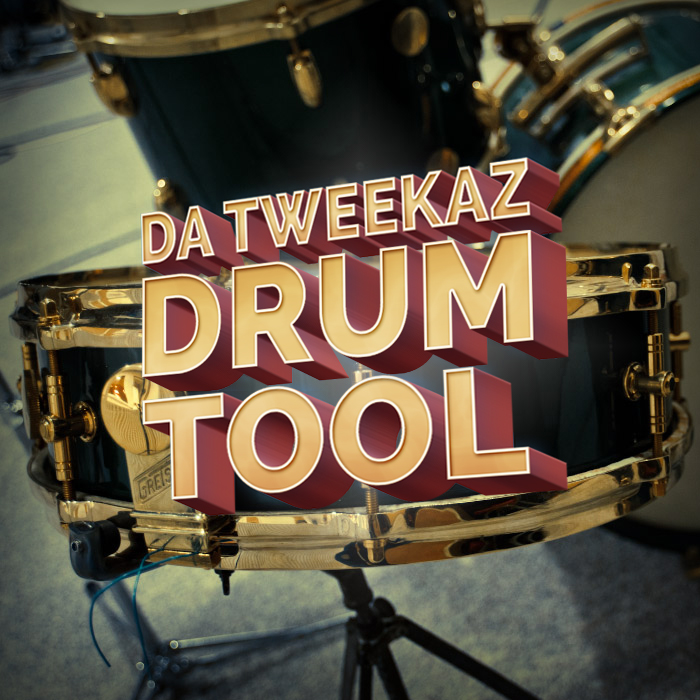 Da Tweekaz - Drum Tool