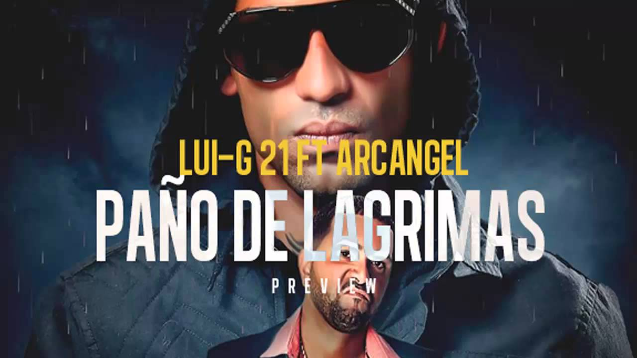 Lui-G 21 Plus Ft. Arcangel