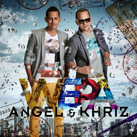 Angel Y Khriz - Wepa