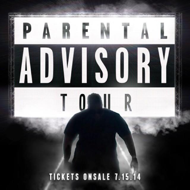 Carnage #PAT Parental Advisory Tour