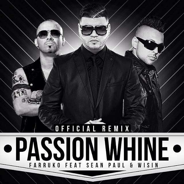 Passion Whine Cover