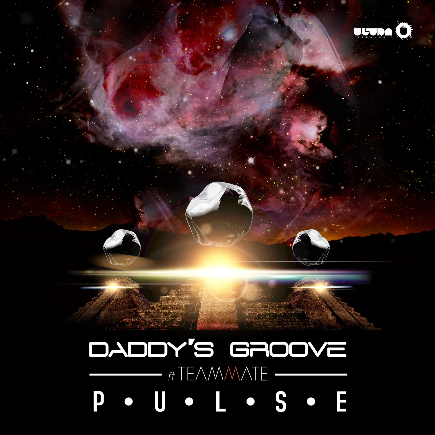 Daddys Groove Pulse cover
