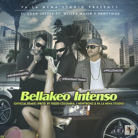 El Gran Jaypee - Bellakeo Remix