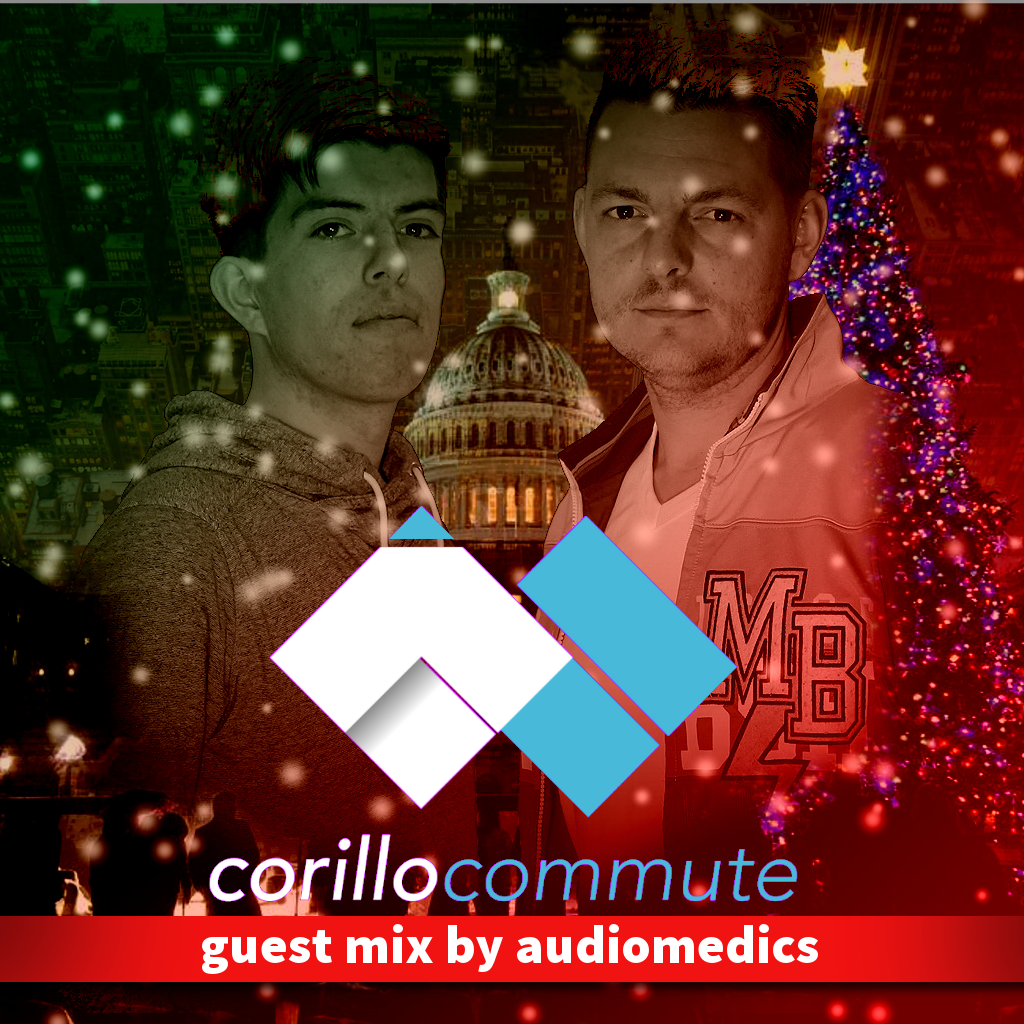 Audiomedics Corillo Commute Guest Mix