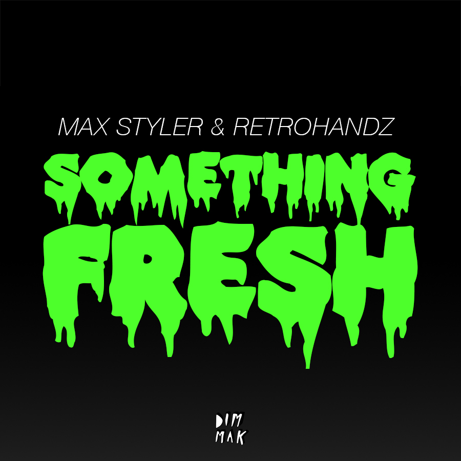 Something Fresh Retrohandz Max Styler