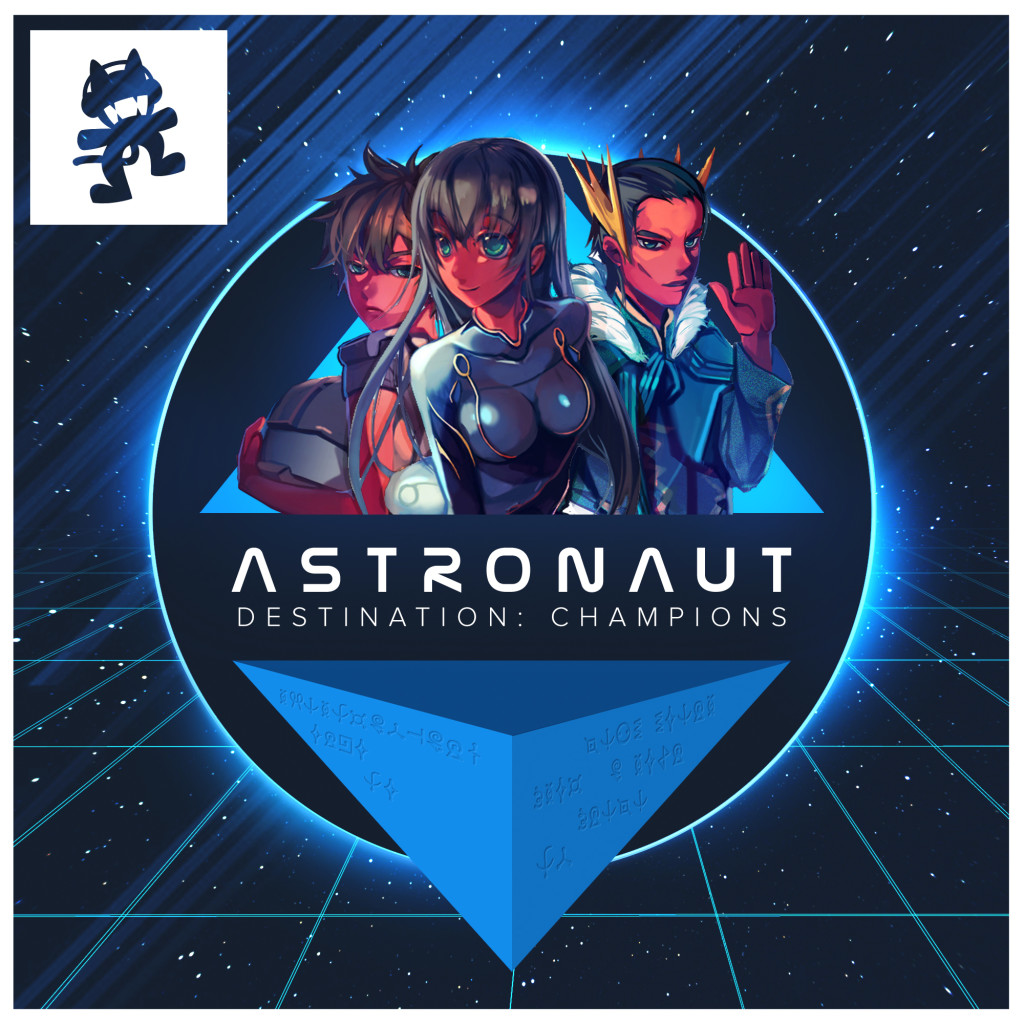 Volant Astronaut Champion