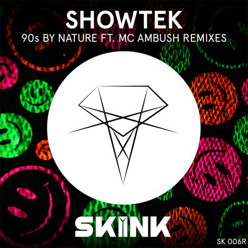 90s by Nature TV Noise remix Showtek