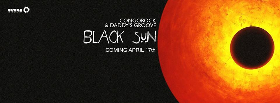 Congorock Daddys Groove Black Sun