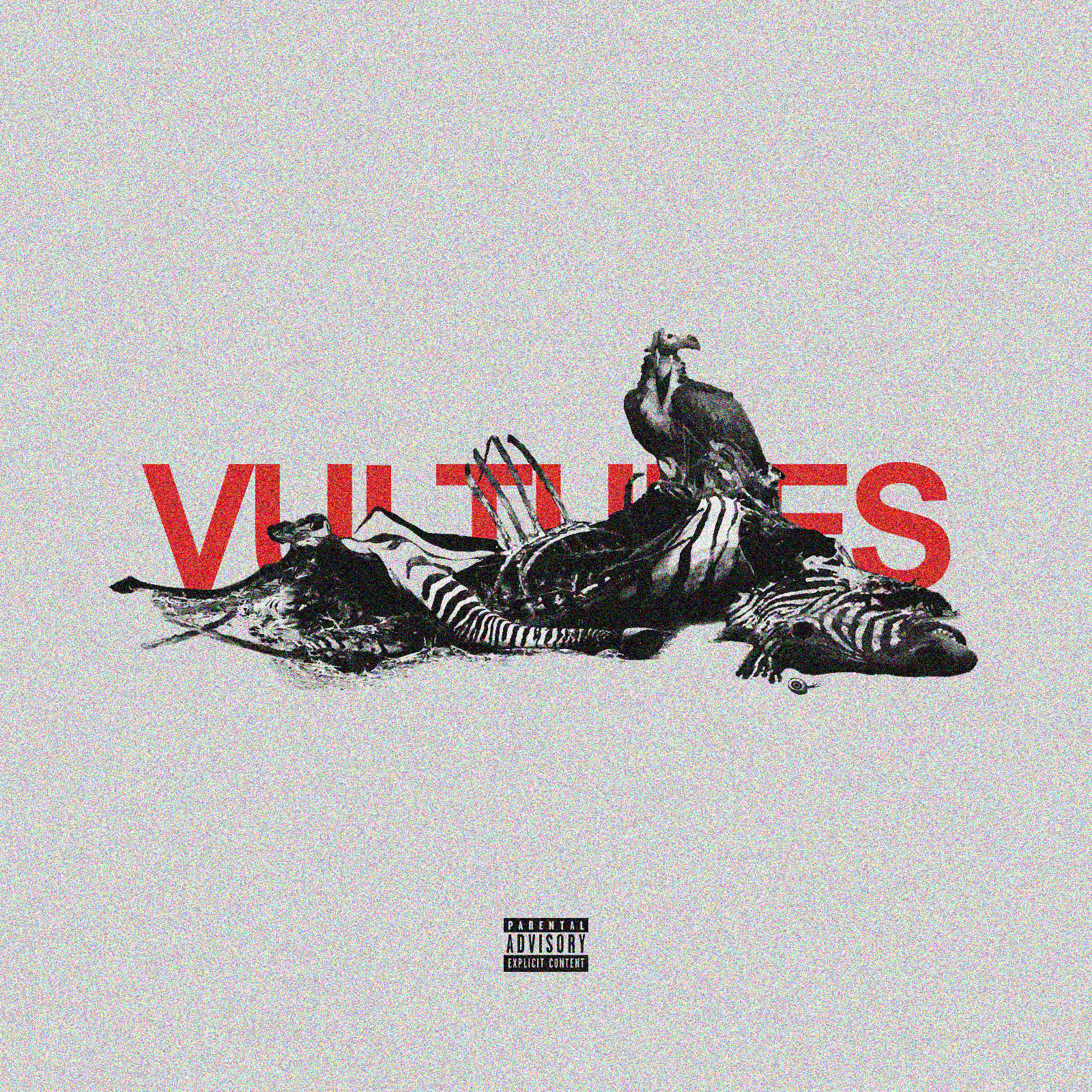 HXV Vultures EP cover