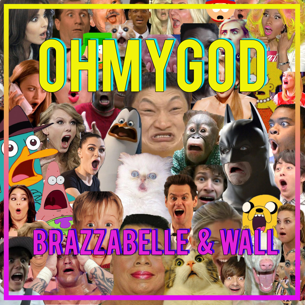 OHMYGOD BRazzabelle Wall