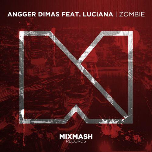 Zombie Angger Dimas Luciana