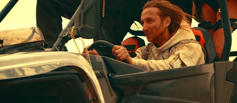 David Guetta Hey Mama Music video