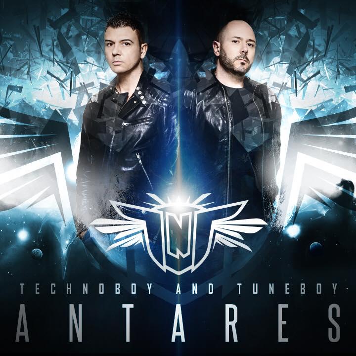 TNT Aka Technoboy 'N' Tuneboy - Antares